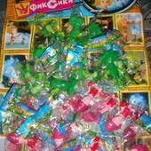 Фиксики Папус Мася подарки призы поощрения на праздник в садик помощь родительскому комитету:)