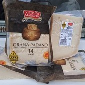 Сыр Grano Padano (14 месяцев)
