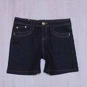 Бомбезные джинсовые шортики Denim Co для девочки или мамы, размер 12-13 лет, рост 158 см