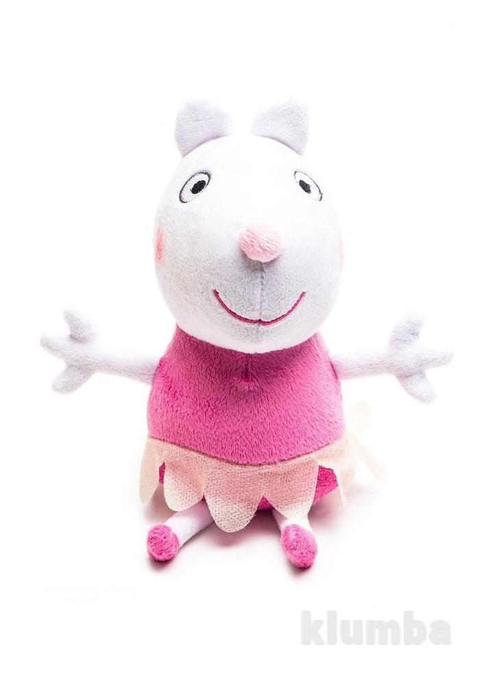 Распродажа -   мягкая игрушка 20 см. свинка peppa сьюзи балерина овечька пеппа фото №1
