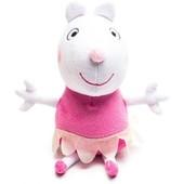 Распродажа -   Мягкая игрушка 20 см. свинка Peppa Сьюзи балерина овечька пеппа