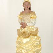 Карнавальный костюм Принцесса в золотом , S/M