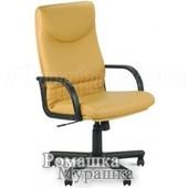 Офисное кресло для руководителя Swing Eсо [искусственная кожа Eсо]  Свинг