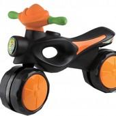 Велобег беговел Ocie Sport оранжево-черный U-056 OB