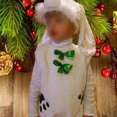 Новогодние костюмы зайчика для мальчика