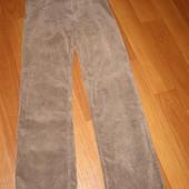 Брюки штаны джинсы вельветовые H&M 42-44р.