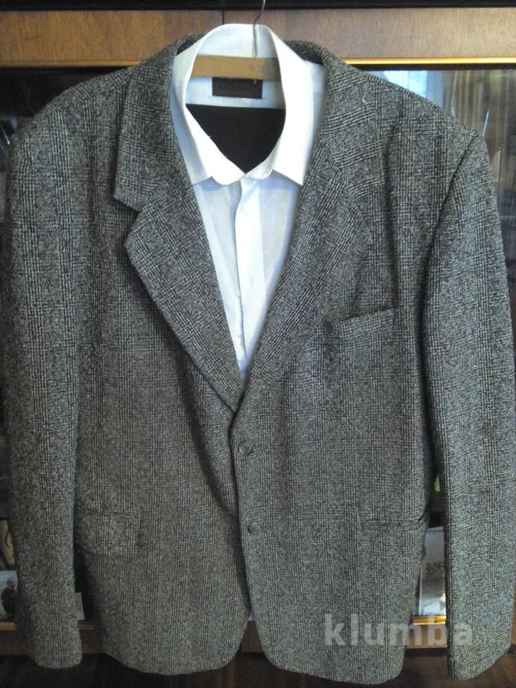 Пиджак 54-56,жилетка,рубашки на высокого 40/186,галстук hand made. фото №1