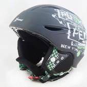 Шлем горнолыжный X Road № 926 36 Black