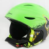 Шлем горнолыжный X Road № 926 34 Green