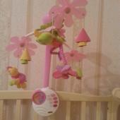 мобиль Tiny Love маленькая принцесса от сети