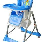 Стульчик для кормления BabyHit Hit Kit - Blue, голубой