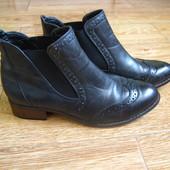 Blue motion р.39 круті напівчобітки ботинки челсі
