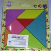 Детская развивающая головоломка танграм W02 - 4479