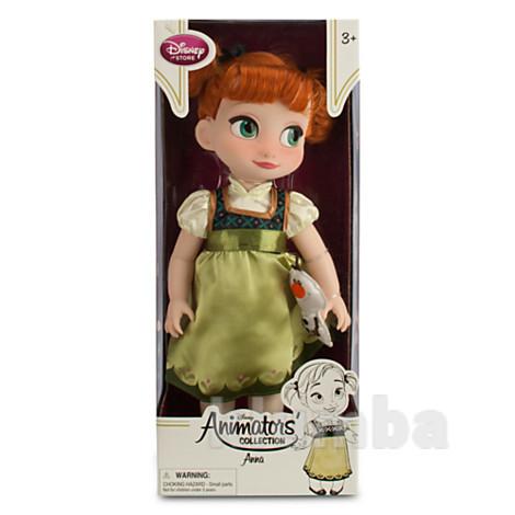 Disney animators collection anna frozen дисней аниматор анна 2014 гв фото №1