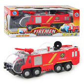 Пожарная машина с брандсбойдом,арт.SY733,доставка
