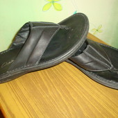 Clarks оригинал вьетнамки сандали шлепанцы р. 40 (7) стелька 25 см