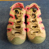 Легкие открытые кроссовки р.31 б/у 19.5 см