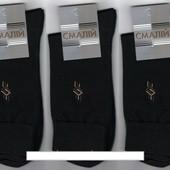 Мужские носки демисезонные х/б Смалий