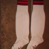 Гетры белые длина стопы 16 см.