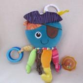 Lamaze Развивающая игрушка «Пират-осьминог»