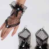 Сексуальные перчатки / Эротическое белье / Сексуальное белье / Еротична сексуальна білизна