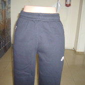 брюки мужские трикотаж на флисе новые украина 48-54