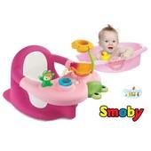 новые стульчик-игрушка для купания в ванной жабка Cotoons Smoby