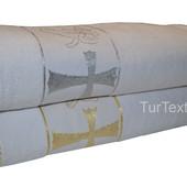 Хлопковые Турецкие крыжмы ( полотенце для крещения).