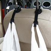 Крючок-вешалка для салона авто (на кресло)
