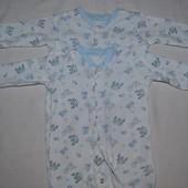Пакет одежды(человечки и бодики) для мальчика 0-9 м