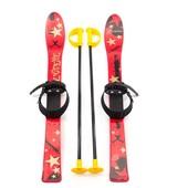 Лыжи детские+ палки супер подарок ! Vikers. Польша  70 см