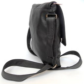 Отличная мужская сумка через плечо 4 варианта логотипа