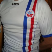 Фірмова футболка футбольна Masita. .Ф.к Hansa.