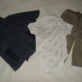 пакет одежды на 2-3года мальчику