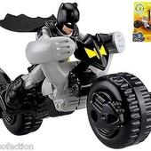 Бетмен на мотоцикле fisher price Imaginext