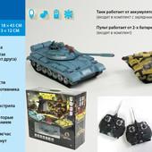 Доставка Танковый бой радиоуправляемые танки 9445 Т-62