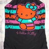 продам купальник девочке Hello Kitty 10-11лет рост 140-146см.