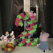 Декор свинка пеппа на день рождение