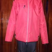 Німецька Червона демисезонна куртка р.L-XL