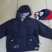 куртка ветрівка 2-3роки відмінний стан!