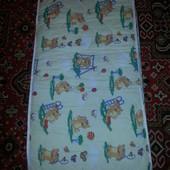 Продаю матрас из кокосов. волокна в детскую кроватку и боковые завязки
