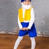 Карнавальный Новогодний  костюм Гномика