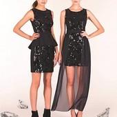 Стильное и красивое платье Kira Plastinina на выпускной