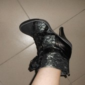 демисезонные ботиночки 41 р обувь 41 р