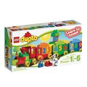 Lego Duplo 10588 Поезд с цифрами