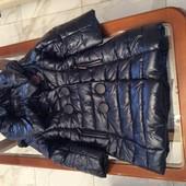 Куртка пальто для девочки теплое