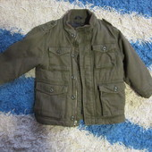 Куртка парка на мальчика