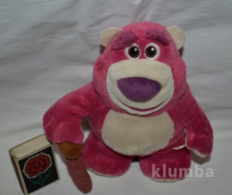 Мишка медведь lots-o-huggin лотсо disney pixar toy story история игрушек 2 шт фото №1