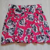 Яркая стильная юбочка YD для девочки, размер 7-8 лет, состояние новой вещи, не ношенная.