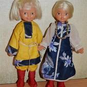 Куклы Ленигрушка,пара.СССР